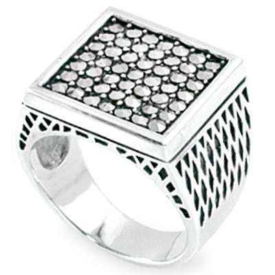 Marcasite jewelry ring HR0870 1