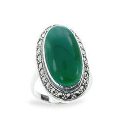 Marcasite jewelry ring HR0886 1