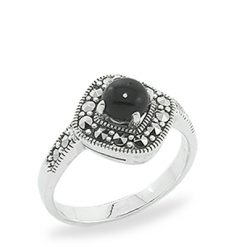 Marcasite jewelry ring HR0894 1