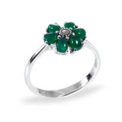 Marcasite jewelry ring HR0906 1