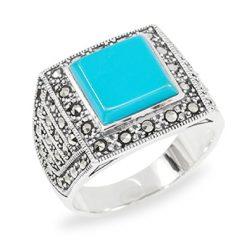 Marcasite jewelry ring HR0931 1