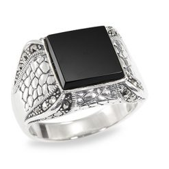 Marcasite jewelry ring HR0938 1