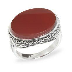 Marcasite jewelry ring HR0954 1