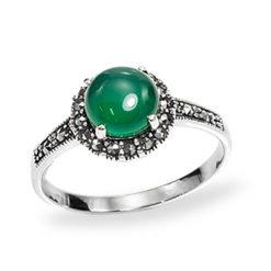 Marcasite jewelry ring HR0958 1