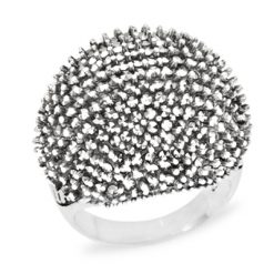 Marcasite jewelry ring HR1000 1