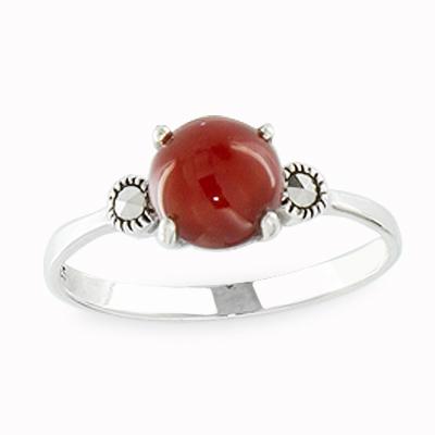 Marcasite jewelry ring HR1121 1