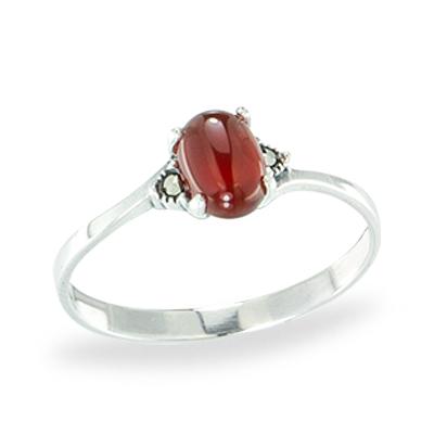 Marcasite jewelry ring HR1128 1
