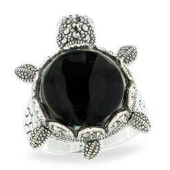 Marcasite jewelry ring HR1150 1