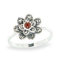 Marcasite jewelry ring HR1155 1