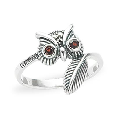 Marcasite jewelry ring HR1167 1