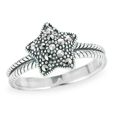 Marcasite jewelry ring HR1171 1