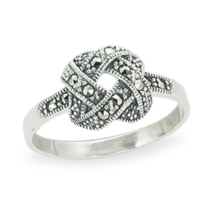 Marcasite jewelry ring HR1251 1