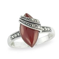 Marcasite jewelry ring HR1278 SML 1