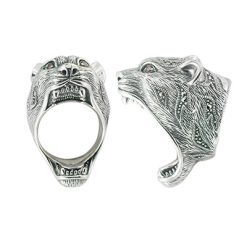 Marcasite jewelry ring HR1315 1