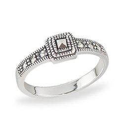 Marcasite jewelry ring HR1345 1