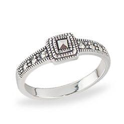 Marcasite jewelry ring HR1345 1
