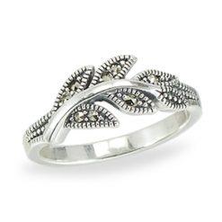 Marcasite jewelry ring HR1403 1