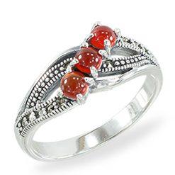 Marcasite jewelry ring HR1416 1
