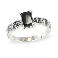 Marcasite jewelry ring HR1428 1