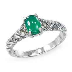 Marcasite jewelry ring HR1440 1