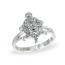 Marcasite jewelry ring HR1461 1