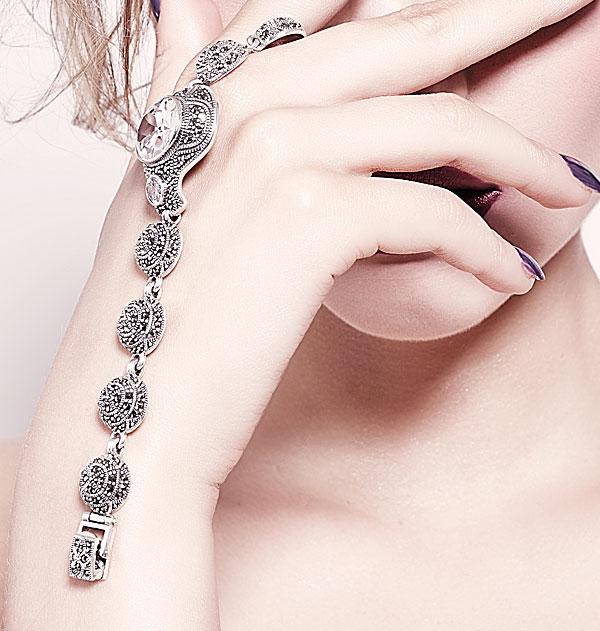Wholesale Marcasite Bracelet