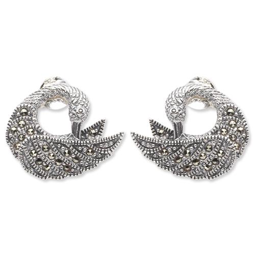marcasite earring HE0014 1