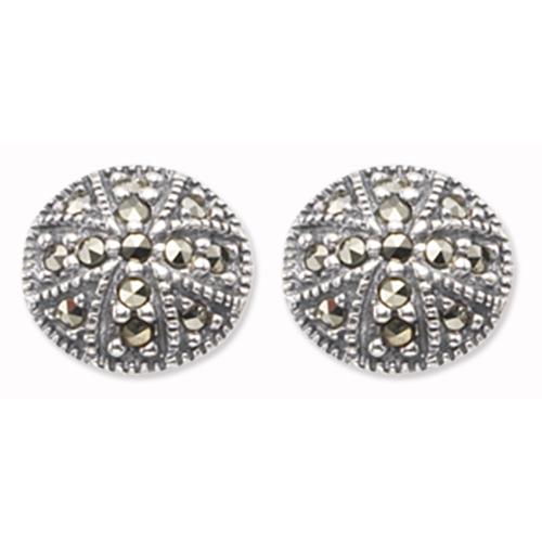 marcasite earring HE0022 1