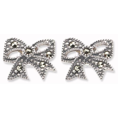 marcasite earring HE0024 1