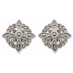marcasite earring HE0026 1