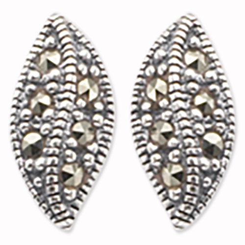 marcasite earring HE0029 1