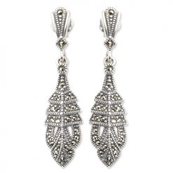 marcasite earring HE0051 1