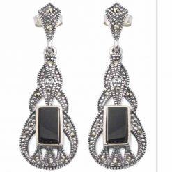 marcasite earring HE0052 1