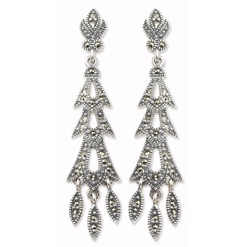 marcasite earring HE0059 1