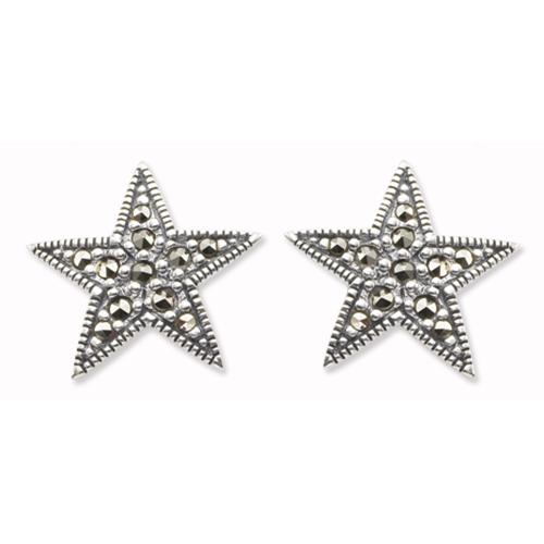 marcasite earring HE0070 1