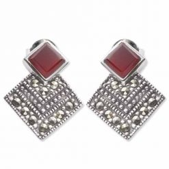 How Silver Sterling earrings are better than the Gold Earrings 001