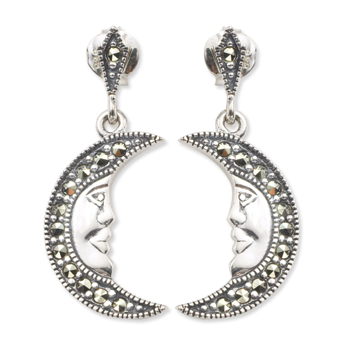 marcasite earring HE0135 1