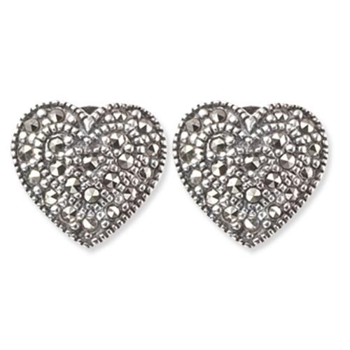 marcasite earring HE0148 1