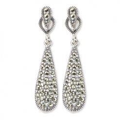marcasite earring HE0159 1