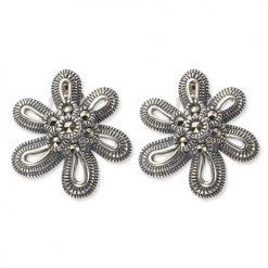 marcasite earring HE0219 1
