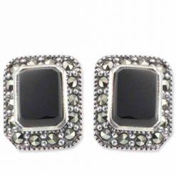 marcasite earring HE0226 1