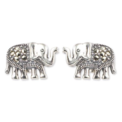 marcasite earring HE0232 1