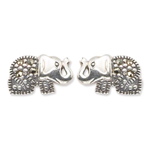 marcasite earring HE0238 1