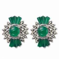 marcasite earring HE0241 1