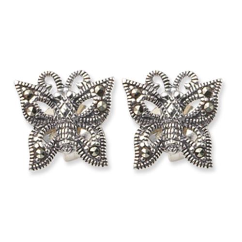 marcasite earring HE0243 1