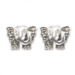 marcasite earring HE0257 1