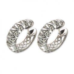 marcasite earring HE0258 1