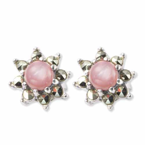 marcasite earring HE0269 1