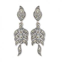 marcasite earring HE0275 1