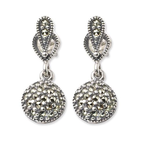 marcasite earring HE0278 1